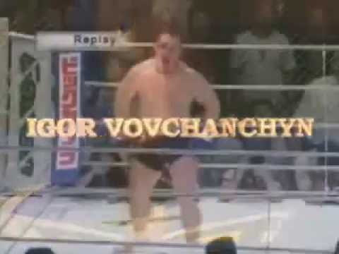 Igor Vovchanchyn - Ukrainan heavyweight Highlight
