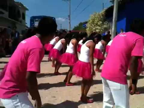 Desfile en ayutla de los libres