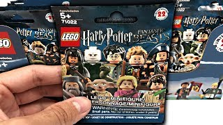 LEGO Harry Potter Minifigures - 60 pack BOX opening!