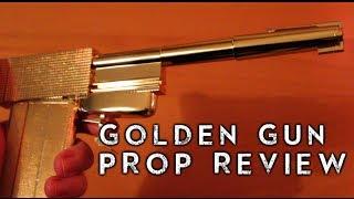 Calvin Dyson's Golden Gun Prop Replica Review - Factory Entertainment