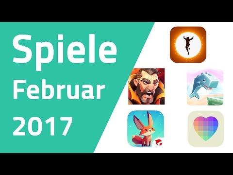 Top Spiele Für Android & IOS - Februar 2017