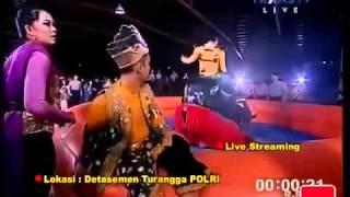 The Blusukan Trans TV 8 Februari 2015 Raffi Ahmad Gundul Alias Botak [FULL]
