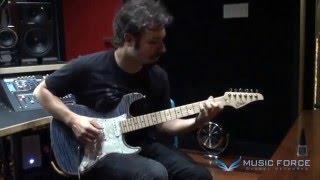 Suhr Standard Pro Maple Fingerboard Sound Demo by Andre Nieri