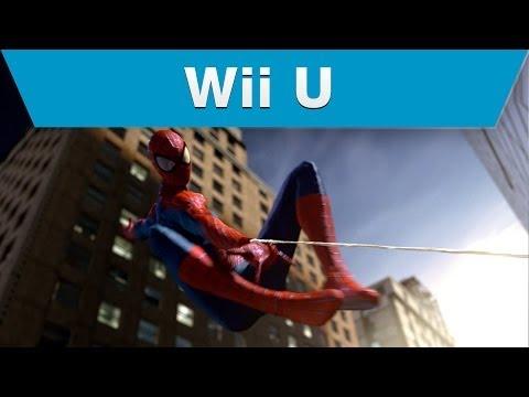 Wii U - The Amazing Spider-Man 2 Launch Trailer