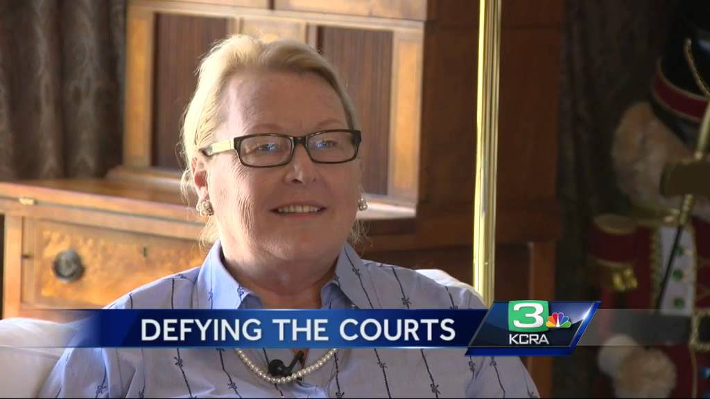NorCal clerks react to woman's refusal to issue marriage licenses