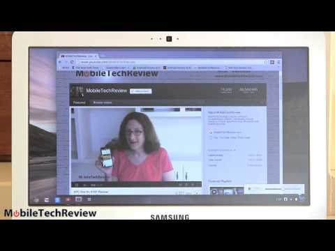Samsung Chromebook Late 2012 Review