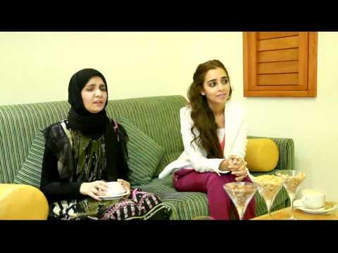 المطربة بلقيس و الموهبة الكويتية سحر ( ردي الزيارة )