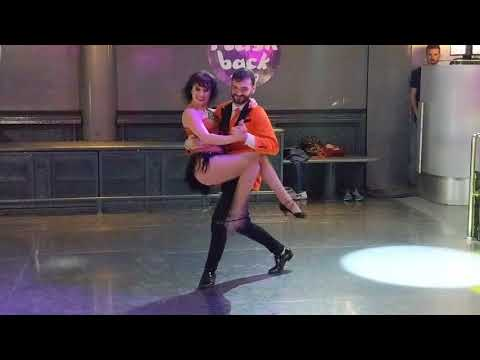BDA2018: Angelica & Moreno in Samba Dr Gafieira performance ~ video by Zouk Soul