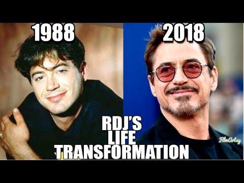 Iron Man Robert Downey Jr. Sad and Inspirational Story | Must Watch thumbnail
