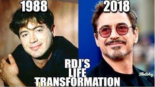 Iron Man Robert Downey Jr. Sad and Inspirational Story | Must Watch