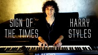 Sign Of The Times - Harry Styles (Cover by Vincenzo Belfiore)