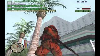 Samp-Rp 06 | SWAT ловит человека-паука