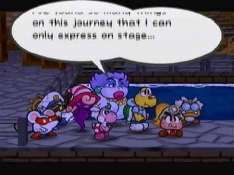 Paper Mario: The Thousand-Year Door - Finale - Ending [Part 1]