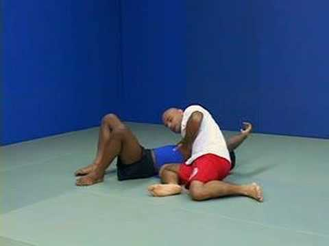 BJJ - Head/Arm choke from northsouth position