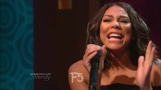 Tamar Braxton Live Vocal Moments (2015)