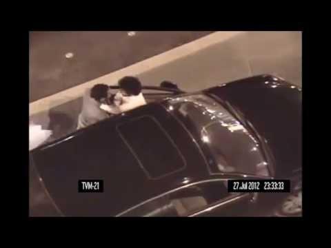 Road rage in Riyadh ( Saudi Arabia )