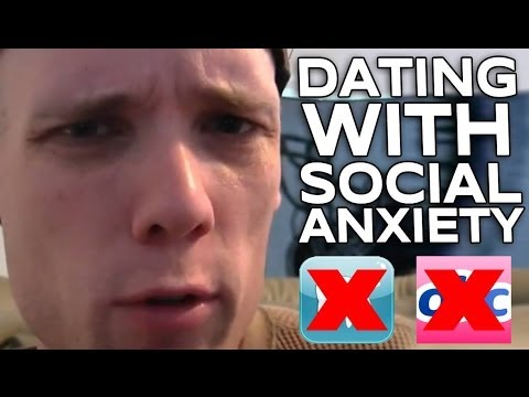 Dating guys with social anxiety