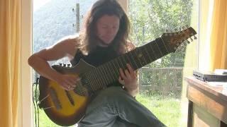 Old folk song on beartrax guitar by jan laurenz