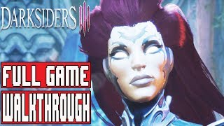 DARKSIDERS 3 Gameplay Walkthrough Part 1 FULL GAME - (PC) - No Commentary (Darksiders 3 Full Game)