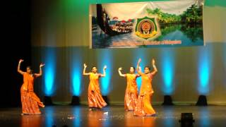 Sargam Onam 2012 Dhum Dhum Dooreyetho and Chanthu Thottile dance