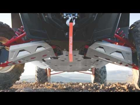 Auto Link Racing Suspension on Rzr Xp 900   Extra 33hp   Race Inspired 3 Link Trailing Arm Suspension