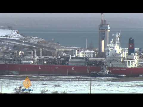 Ukraine's future EU ties could raise gas prices