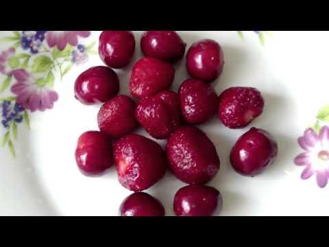 Детское питание, рецепты. Как приготовить прикорм ребенка /♥ Кукурузная каша с ягодами, яблоком. ♥/