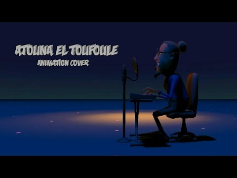 ATAUNA EL TOUFOULE - ANIMATION COVER by Silung