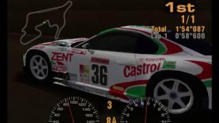 Gran Turismo 3 (US Demo) - Grand Valley Speedway
