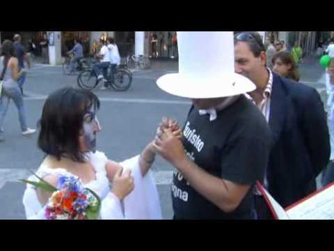 "Euristeo Precario "" sposa"" Mara Carfagna"
