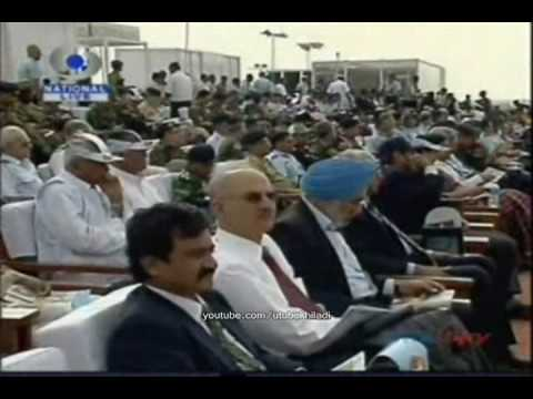 IAF Vayu Shakti 2010 (1 of 30) - live from pokhran