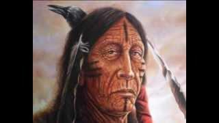 Цвет кожи у индейцев