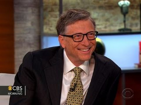 Inside Bill Gates' vision to erase poverty and disease
