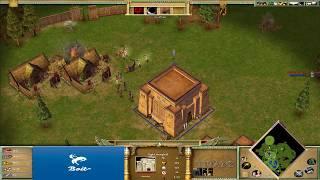 [DoD]IamJoe vs [DoD]Brickhead - Age of Mythology: The Titans (Game 4)