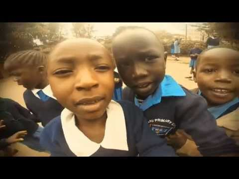 Nairobi Kenya + Friends Of African Child : Volunteering video