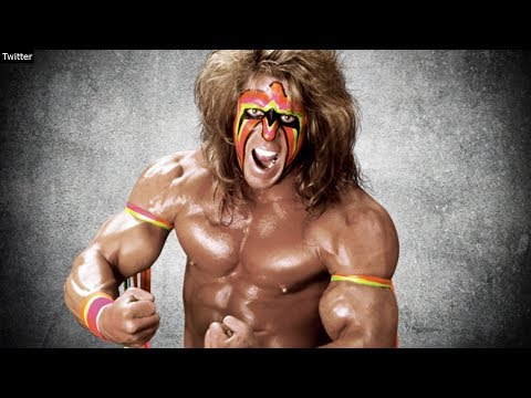 The Ultimate Warrior & Eternity