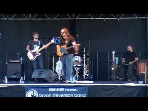 Bryan Stevenson Band - Remain (with guest dancer - Cadet Ken)
