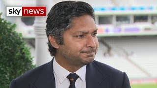 Kumar Sangakkara may look at overthrow law after cricket world cup final