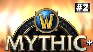 Warcraft 3 - Mythic+ Melee #2 (2v2 #33)