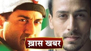 Sunny Deol Upcoming Biggest Action Film THE MAN | Tiger Shroff Hollywood Debut