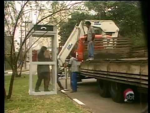 Programa Silvio Santos - Câmeras Escondidas - 16/12/2012