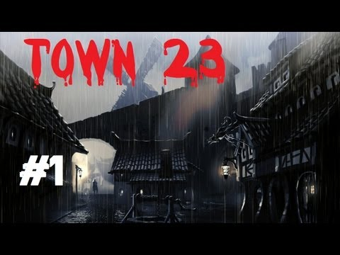 Custom Zombies - Town 23: Brad the Boss Zombie & a New Perk - Dr. Dagger! (Part 1)