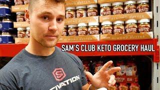 Keto Grocery Haul | Sam's Club Edition