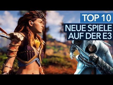 10 neue Spiele, die wir auf der E3 erwarten