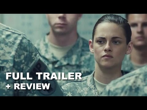 Camp X-Ray Official Trailer + Trailer Review - Kristen Stewart : Beyond The Trailer