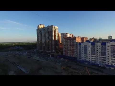 Аэросъемка SURGUT UNIVERSITETSKAYA str  11 the best house