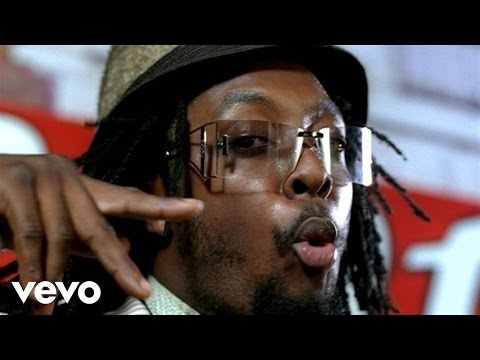 The Black Eyed Peas - Shut Up (Official Music Video)