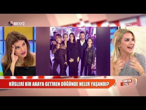 Ece Erken: Gezegen Mehmet'in düğününde Gülben Ergen ile yüz yüze geldik