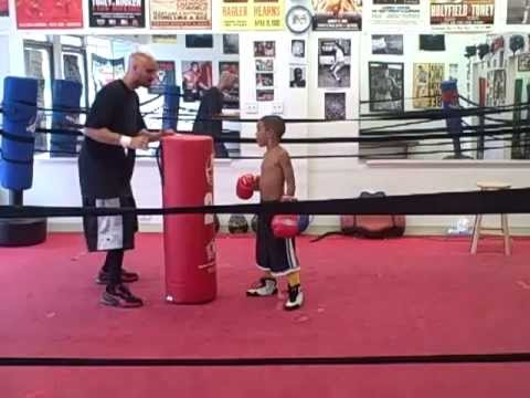 ADVANCED Kids BOXING TRAINING (1st grade boxer) Image 1