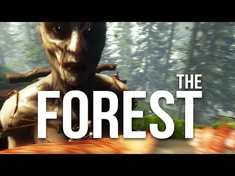THE FOREST [HD+] #001 - Pauschalreisen sind scheiße! ★ Let's Play The Forest